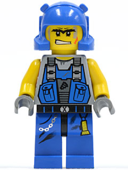 Lego Minifigur pm011 Power Miner