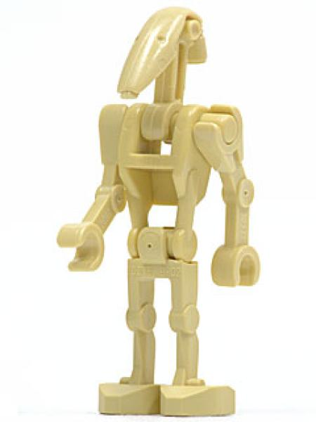 Lego Minifigur sw0001b Battle Droid